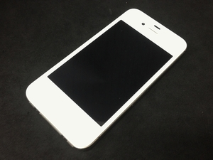 iPhone4S 32GB白中古_01