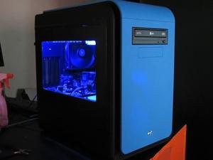 DS cube Blue